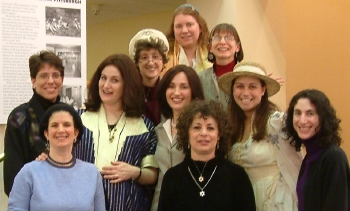 "Cast of ""The Mikveh Project"""